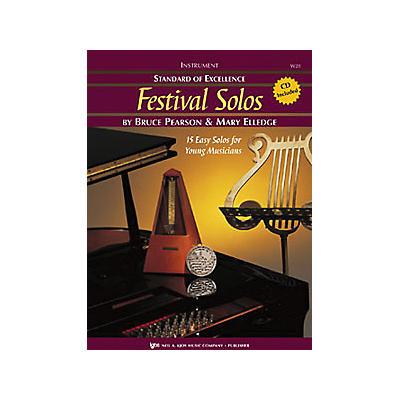 KJOS Festival Solos, Book 1 - Alto Saxophone