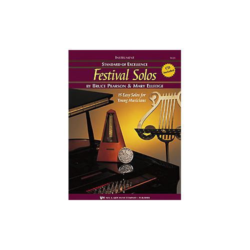 KJOS Festival Solos, Book 1 - Trombone