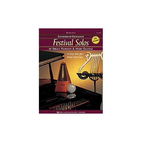 KJOS Festival Solos, Book 1 - Trumpet