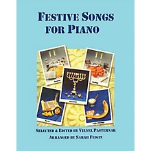 Tara Publications Festive Jewish Songs for Piano Tara Books Series