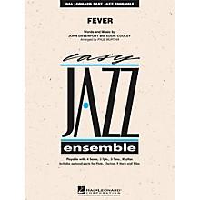 Hal Leonard Fever - Easy Jazz Ensemble Series Level 2