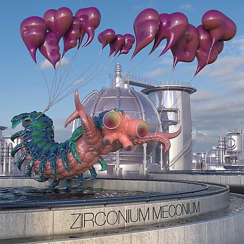 Alliance Fever the Ghost - Zirconium Meconium