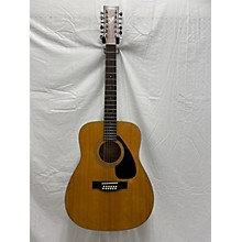 Yamaha Fg-411-12 12 String Acoustic Guitar