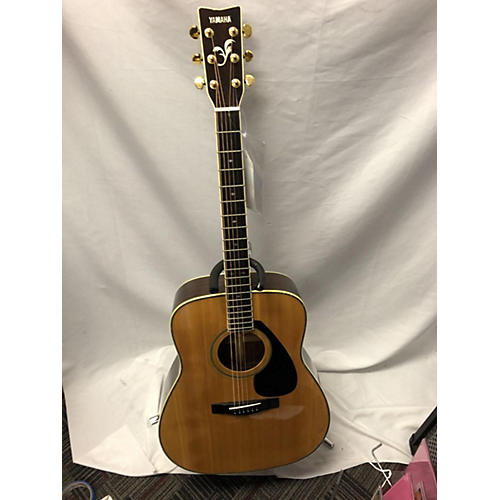 Yamaha Fg461s Acoustic Guitar Natural