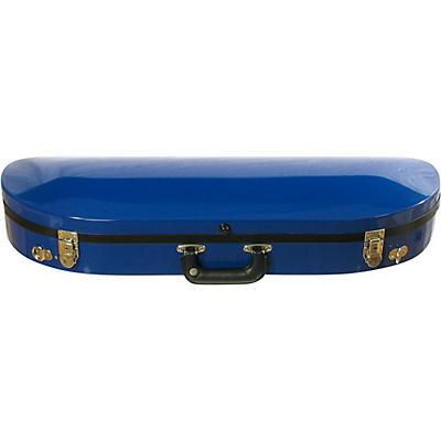 Bobelock Fiberglass Half-Moon Violin Case