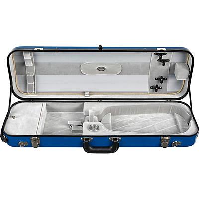Bobelock Fiberglass Oblong Suspension Violin Case