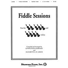 Hal Leonard Fiddle Sessions 2-4 Violins Violin