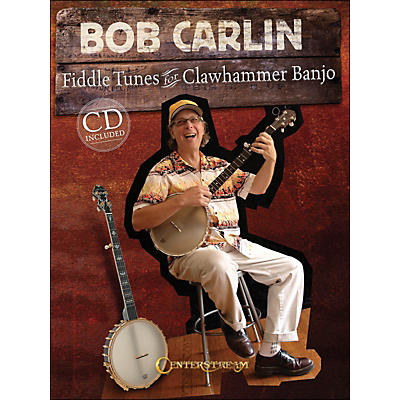 Centerstream Publishing Fiddle Tunes for Clawhammer Banjo (Book/CD)