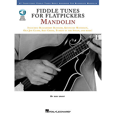 Music Sales Fiddle Tunes for Flatpickers - Mandolin Music Sales America Series Softcover with CD