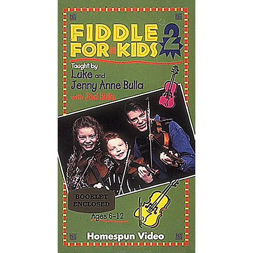 Hal Leonard Fiddle for Kids - Volume 2
