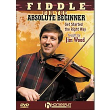 Homespun Fiddle for The Absolute Beginner DVD