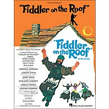 Hal Leonard Fiddler On The Roof Piano/Vocal Selections arranged for piano, vocal, and guitar (P/V/G)