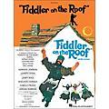 Hal Leonard Fiddler On The Roof Vocal Score thumbnail