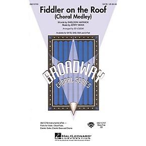 Hal Leonard Fiddler On The Roof Choral Medley 2 Part