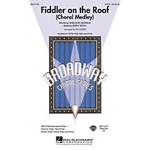 Hal Leonard Fiddler on the Roof (Choral Medley) SATB arranged by Ed Lojeski
