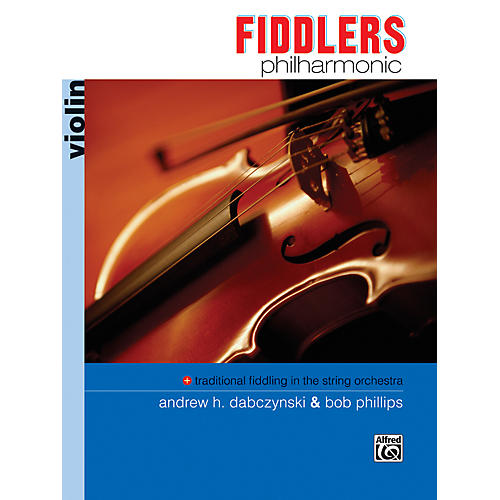 Alfred Fiddlers Philharmonic Violin Book