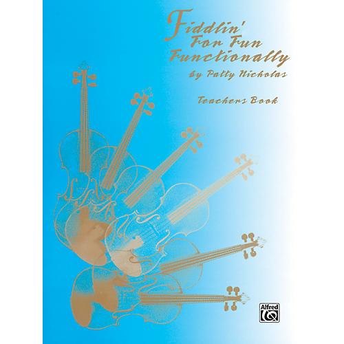 Alfred Fiddlin' for Fun Functionality (Teacher's Book)