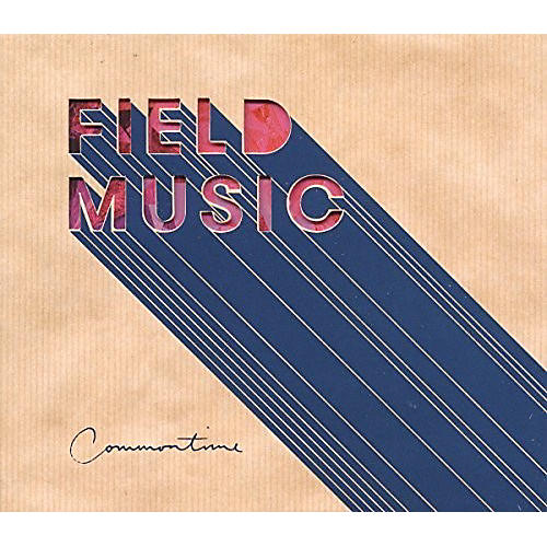 Alliance Field Music - Commontime