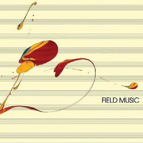Alliance Field Music - Field Music [Measure] [With Download Card]