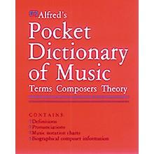 Alfred Fieldstein Pocket Music Dictionary