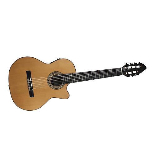 Kremona Fiesta CW-7 7-String Classical Acoustic-Electric Guitar