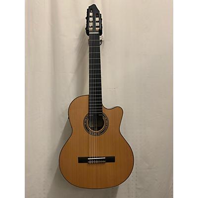 Kremona Fiesta CW-7 Classical Acoustic Electric Guitar