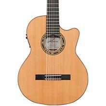 Open BoxKremona Fiesta CW-7 Classical Electric Guitar