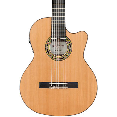 Kremona Fiesta CW-7 Classical Electric Guitar