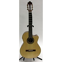 Kremona Fiesta F65CW-SB Classical Acoustic Electric Guitar
