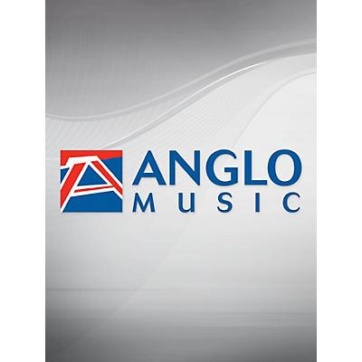 Anglo Music Press Fiesta de la Vida (Grade 4 - Score Only) Concert Band Level 4 Composed by Philip Sparke