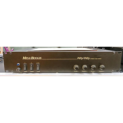 Mesa Boogie Fifty/fifty Guitar Power Amp