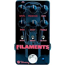 Open Box Keeley Filaments High Gain Distortion Effects Pedal