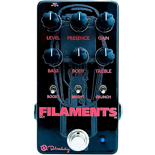 keeley filaments high gain distortion effects pedal musician 39 s friend. Black Bedroom Furniture Sets. Home Design Ideas
