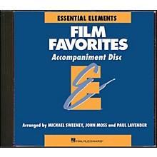 Hal Leonard Film Favorites - CD Accompaniment