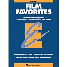 Hal Leonard Film Favorites B-Flat Clarinet
