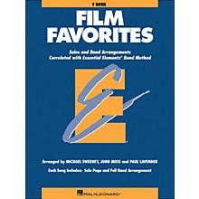 Hal Leonard Film Favorites F Horn