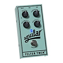 Open Box Aguilar Filter Twin Dual Envelope Filter Effects Bass Pedal