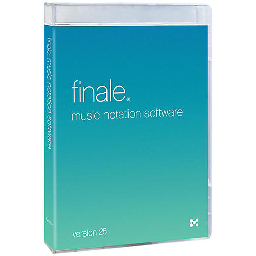 Makemusic Finale 25 Trade Up from PrintMusic