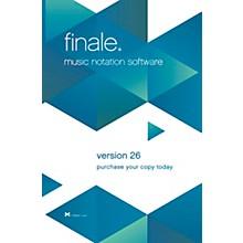 Alfred Finale Music Notation Software V26 Upgrade Dealer Download