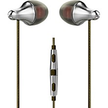 Echobox Audio Finder Titanium Hi-Res Earphones - iPhone Edition