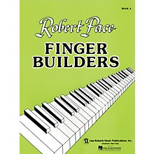 Lee Roberts Finger Builders (Book 4) Pace Piano Education Series Softcover