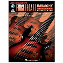 Hal Leonard Fingerboard Harmony for Bass (Book/Online Audio)