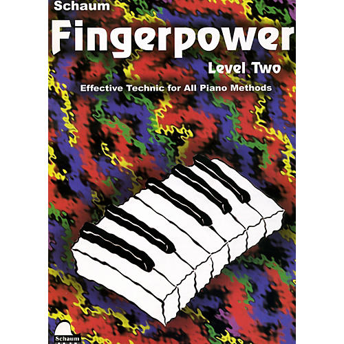 Hal Leonard Fingerpower Book Level 2