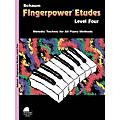 SCHAUM Fingerpower« Etudes Lev 4 Educational Piano Series Softcover thumbnail