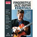 String Letter Publishing Fingerstyle Jazz Guitar Essentials String Letter Publishing Series Softcover Written by Sean McGowan thumbnail