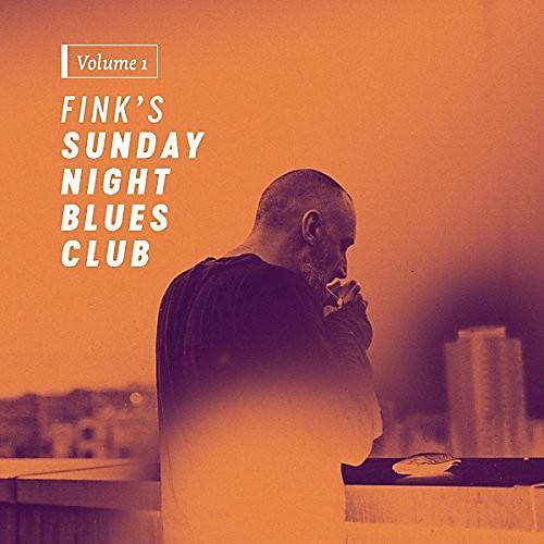 Alliance Fink - Fink's Sunday Night Blues Club 1