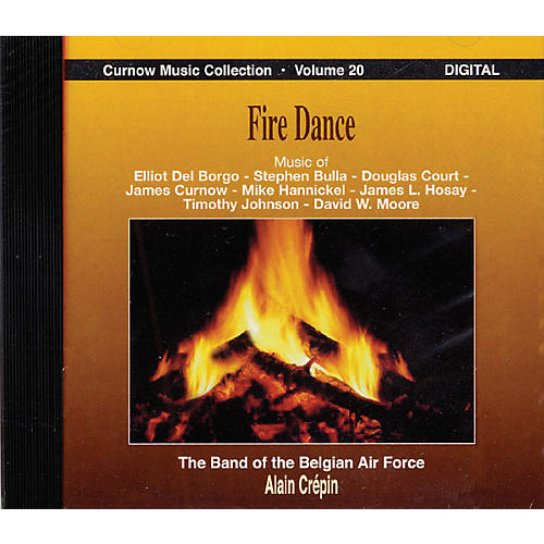 Curnow Music Fire Dance (Concert Band CD) Concert Band Composed by Various