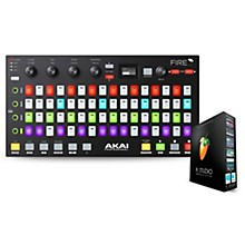 Akai Professional Fire FL Studio Controller with FL Studio Producer Edition