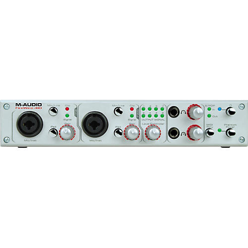 Firewire for m audio driver mac 410