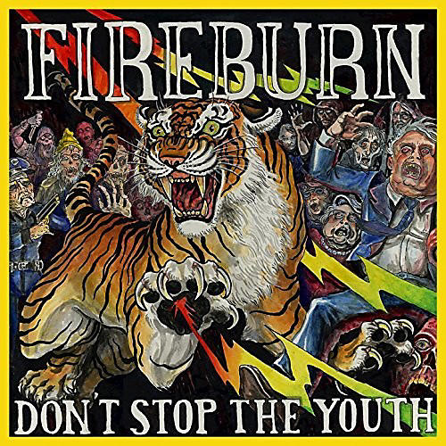 Alliance Fireburn - Don'T Stop The Youth